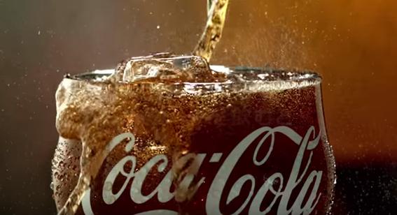 コカ・コーラのCM