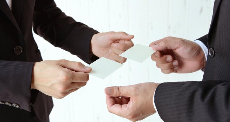 展示会で獲得した名刺からの商談化率を大幅に向上させる方法