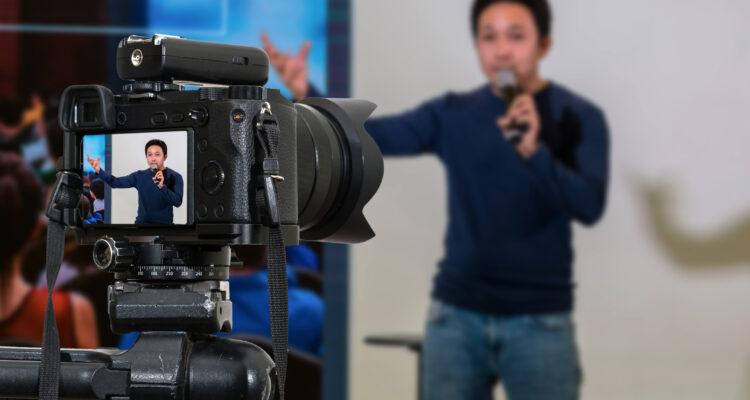 セミナーのコンテンツ化を目指せ! これだけは覚えたいセミナー動画撮影のコツ